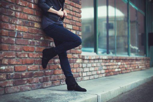 Urban Step kort dansestøvle by swayd