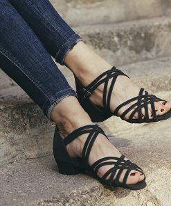 MARINA danse sandal by Swayd