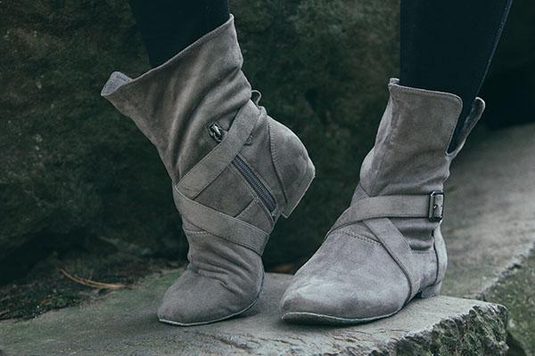 Dansesko og dansetøvler by Swayd